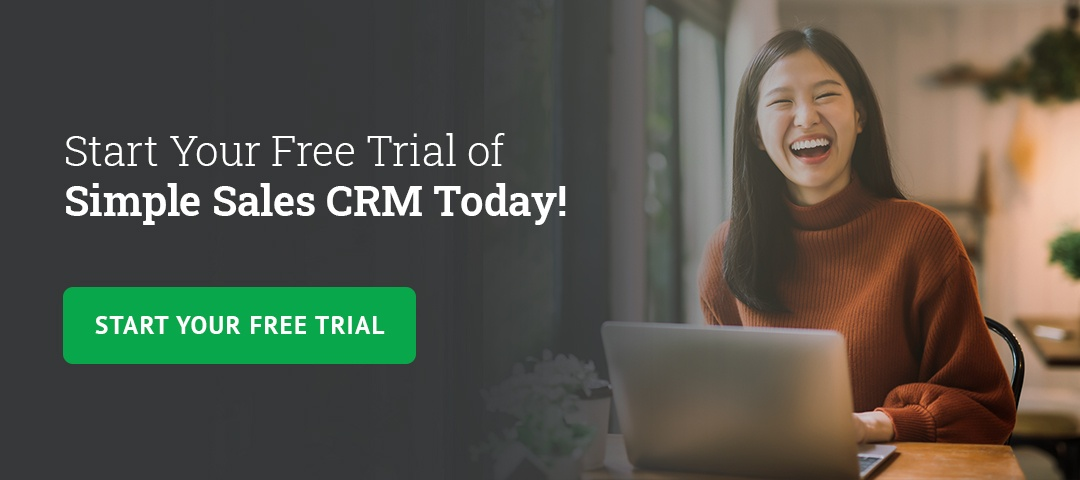 Use a CRM to Improve Your Sales Process!