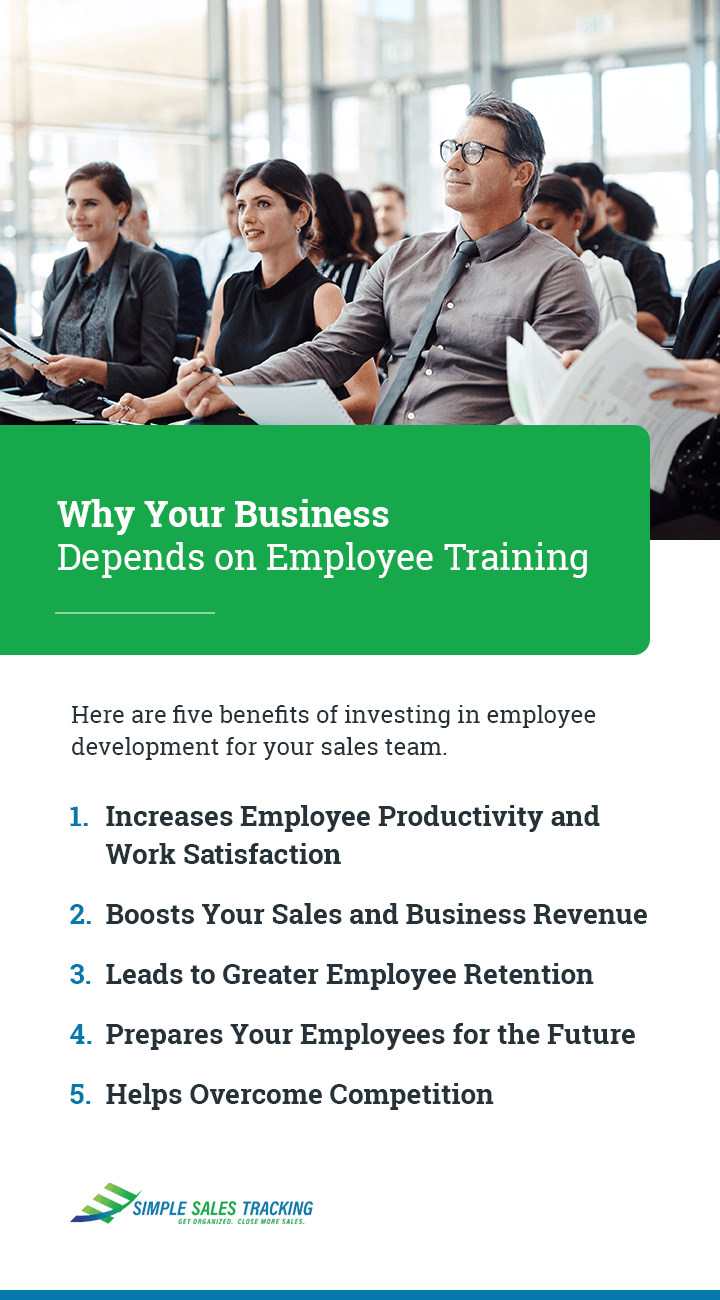 Why Your Business Depends on Employee Training