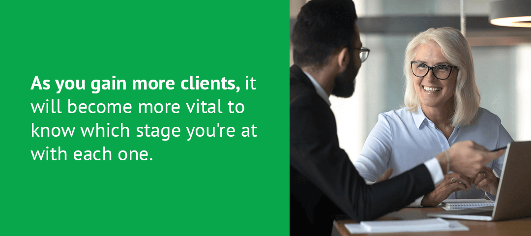 why consultants need a CRM