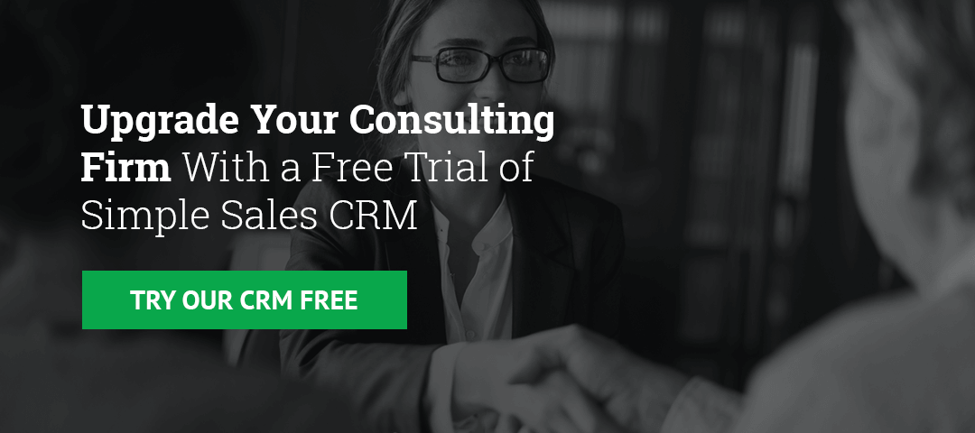 start a free trial of Simple Sales CRM