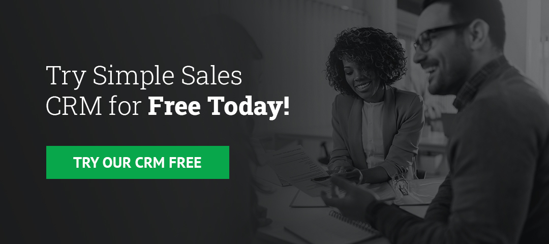 Try Simple Sales CRM for Free Today!