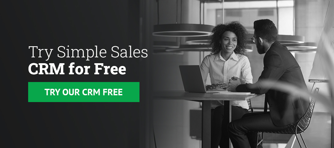 Try Simple Sales CRM for Free